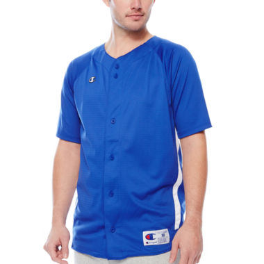 jcpenney.com | Champion® Prospect Short-Sleeve Full-Button Jersey