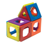 Discovery Kids™ 24-pc. Magnetic Tile Set