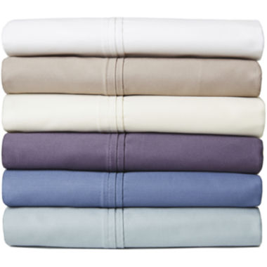 jcpenney.com | Crowning Touch by Welspun 500tc Wrinkle-Resistant Flexi-Fit® Sheet Set
