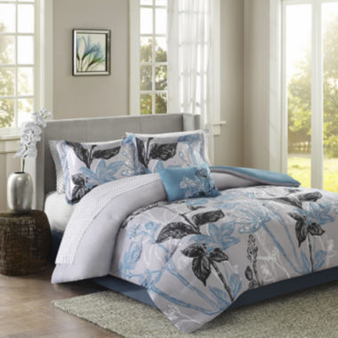 jcpenney.com | Madison Park Essentials Ashby Complete Bedding with Sheets
