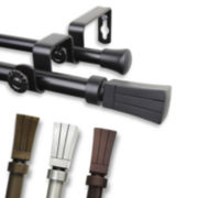 """Flare ⅝"""" Adjustable Curtain Rod Collection"""