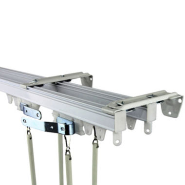 jcpenney.com | Heavy-Duty Wall/Ceiling Double Track Kit