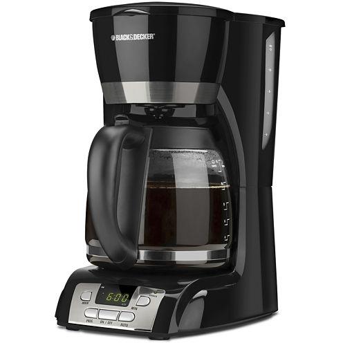 Black+Decker DCM2160B 12-Cup Programmable Coffee Maker