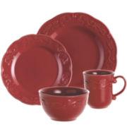 Bonjour® Sierra Pine 32-pc. Dinnerware Set