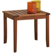 Berk Outdoor End Table