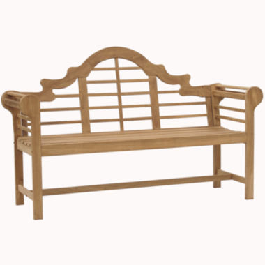 jcpenney.com | Canaveral 5' Outdoor Teak Bench