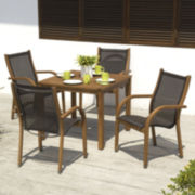 Carlotta Outdoor Dining Collection