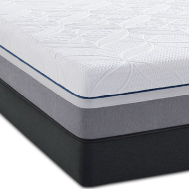 jcpenney.com | Sealy® Posturepedic® Premier Hybrid Cobalt Firm - Mattress + Box Spring