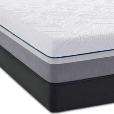 jcpenney.com | Sealy Premier Hybrid Copper Cushion Firm Mattress+Box Spring+FREE $100 GIFT CARD