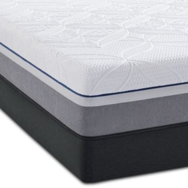 jcpenney.com | Sealy® Premier Hybrid Copper Plush - Mattress + Box Spring + FREE $100 GIFT CARD