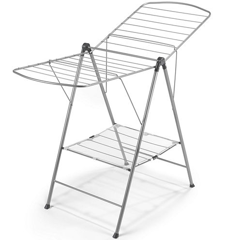 Polder Adjustable Wing-Arm Drying Rack