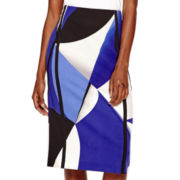Worthington® Piped Pencil Skirt - Tall