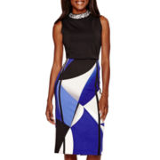 Worthington® Embellished Top or Piped Pencil Skirt