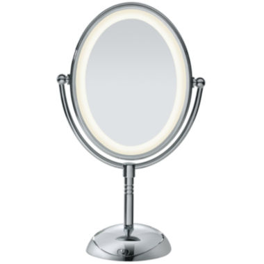 jcpenney.com | Conair Oval Lighted Make-Up Mirror