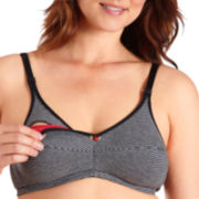 Leading Lady® 2-pk. Wirefree Nursing Bras
