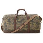 Protocol® Utility Luxe Camo Duffel Bag