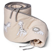 Wendy Bellissimo™ Little Safari Crib Bumper