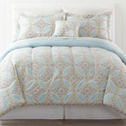 Morgan 5-pc. Twin Complete Bedding Set with Sheets Collection