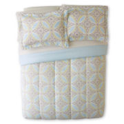 Morgan 7-pc. Complete Bedding Set with Sheets