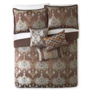 Waldorf 7-pc. Jacquard Comforter Set