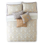 Astoria 7-pc. Jacquard Comforter Set