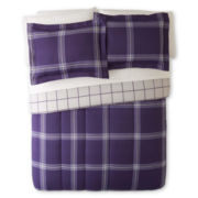Drake Plaid Complete Bedding Set with Sheets