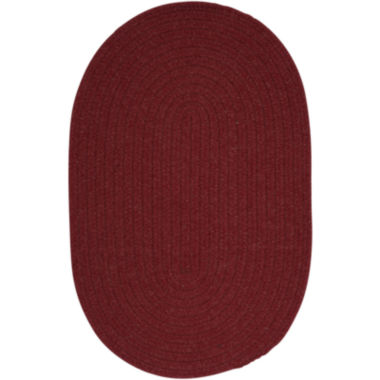 jcpenney.com | Colonial Mills® Timberline Reversible Braided Oval Rug