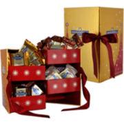 Ghirardelli 4-Level Caramel Chocolate Gift Box