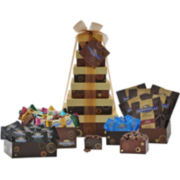 Ghirardelli 6-Tier Chocolate Gift Tower