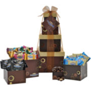 Ghirardelli® Chocolate 4-Tier Gift Tower