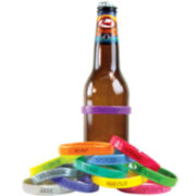 Fred and Friends Set of 12 Beer Bands