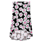 Total Girl® High-Low Maxi Skirt - Girls 7-16 and Plus