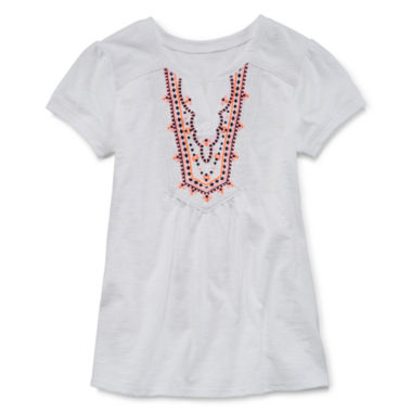 jcpenney.com | Arizona Peasant Top - Girls 7-16