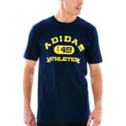 adidas® Athletic Tee