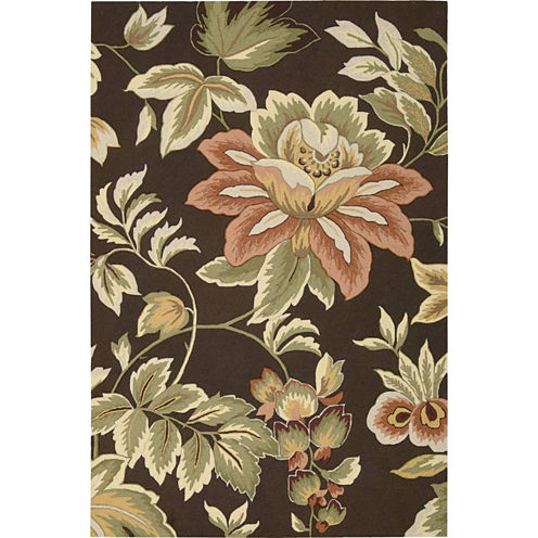 Nourison® Wild Beauty Rectangular Rug