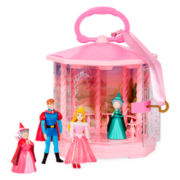 Disney Collection Sleeping Beauty Gazebo Play Set – Girls