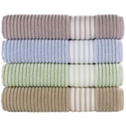 Chevron Decorative Bath Towels