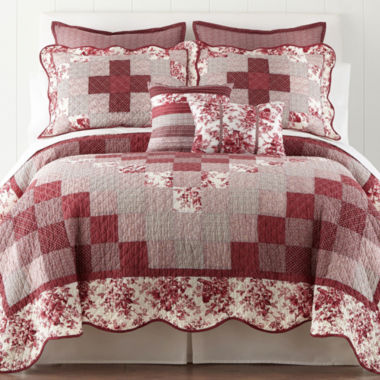 jcpenney.com | Home Expressions™ Rosetti Quilt