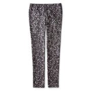 Total Girl® French Terry Leggings - Girls 6-16 and Plus