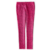 Total Girl® French Terry Leggings - Girls Plus