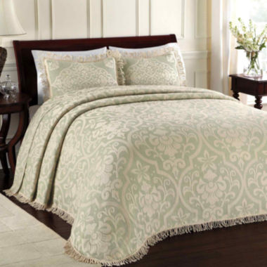 jcpenney.com | Lamont Home® Allover Brocade Bedspread