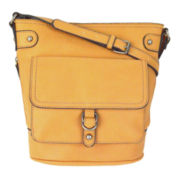 St. John's Bay® Harper Bucket Crossbody Bag