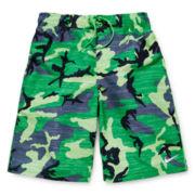 Nike® Camo Volley Shorts – Boys 6-18