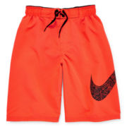 Nike® Swoosh Volley Shorts – Boys 6-18