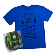 Graphic Tee with Headphones - Boys 8-20