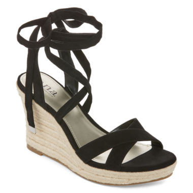 jcpenney.com | a.n.a Maui Womens Wedge Sandals