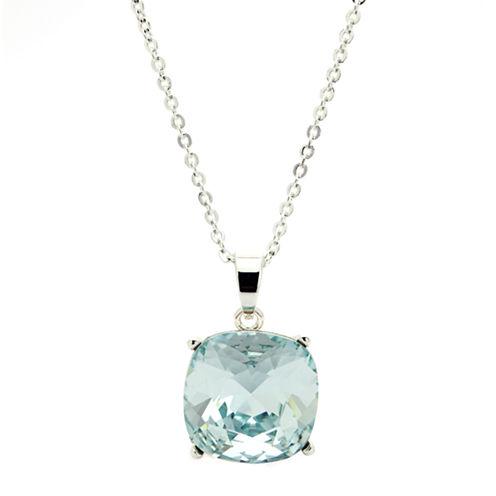 Sparkle Allure Crystal Pendant Necklace