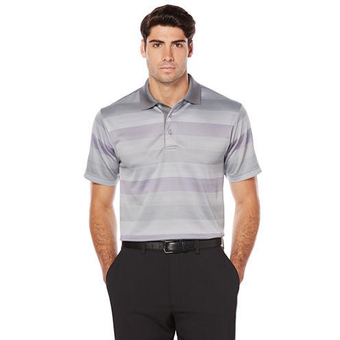PGA TOUR Short Sleeve Doubleknit Polo Shirt