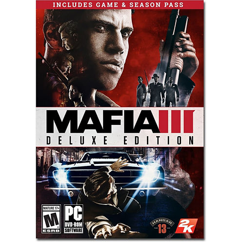 Take 2 Interactive Mafia III Deluxe Edition