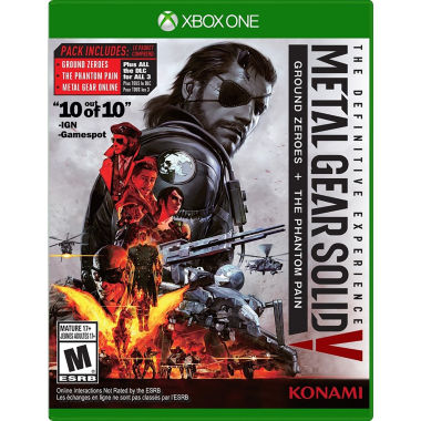 jcpenney.com | Konami Metal Gear Solid V: The Definitive Experience